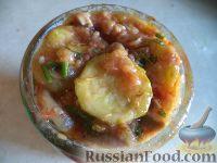 Фото приготовления рецепта: Салат «Просто чудо» - шаг №19