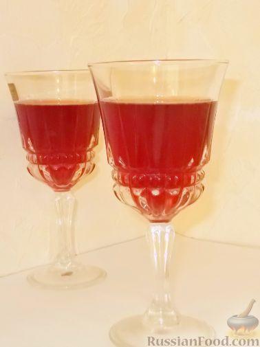 Рецепт Вино из клубники