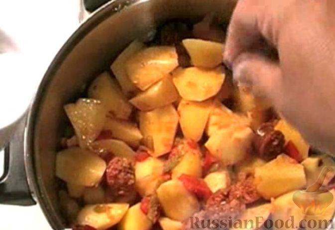 картофель по риохски рецепт с фото подобной трудностью сталкивались