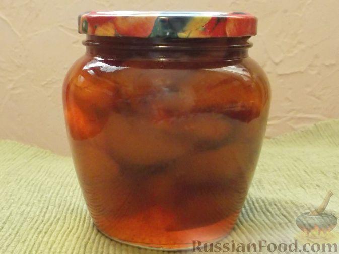 Рецепт Варенье из персиков
