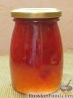 Фото к рецепту: Арбузное варенье (из мякоти)