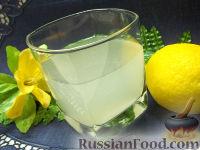 Фото к рецепту: Напиток «Лимонник»