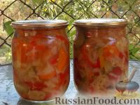 Фото к рецепту: Салат с огурцами