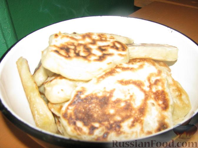 Рецепт Беляши без мяса