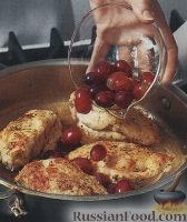 Фото приготовления рецепта: Кармашки из куриного филе - шаг №3
