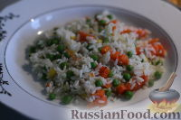Фото к рецепту: Рис с овощами по-турецки
