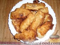 Фото к рецепту: Рыба в пивном кляре