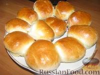 Фото к рецепту: Пампушки с чесноком