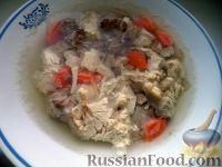 Куриный холодец с морковью - рецепт пошаговый с фото