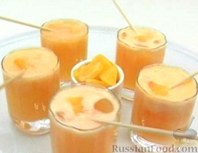 напиток цитрусовый как приготовить
