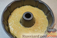 Фото приготовления рецепта: Манник на кефире с тыквой - шаг №4