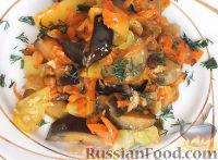 Фото к рецепту: Овощи по-корейски