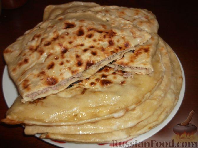Аварские лепешки Чуду кулинарный рецепт
