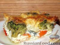 Фото к рецепту: Овощная запеканка