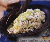 Фото к рецепту: Закуска из сельди и яблок