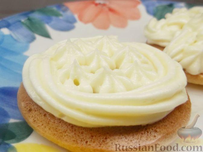 заварной крем на маргарине+ для пирожков рецепт с фото