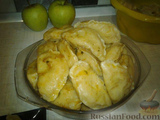 рецепт картошка с печенью