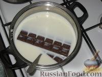 Фото приготовления рецепта: Горячий шоколад - шаг №3