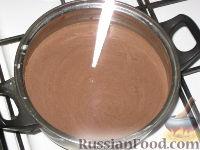 Фото приготовления рецепта: Горячий шоколад - шаг №4