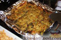 Фото к рецепту: Картофельно-грибная запеканка