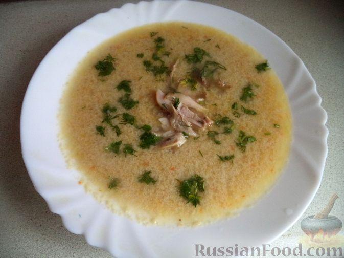 рецепт супа пти