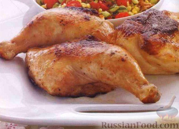 Маринад для жареной курицы