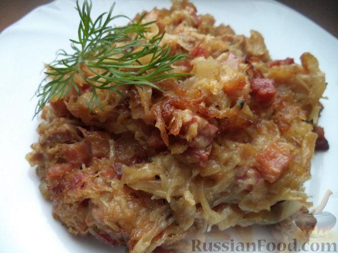 солянка овощная из квашеной капусты рецепт
