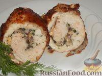 Что нибудь вкусное из куриной грудки