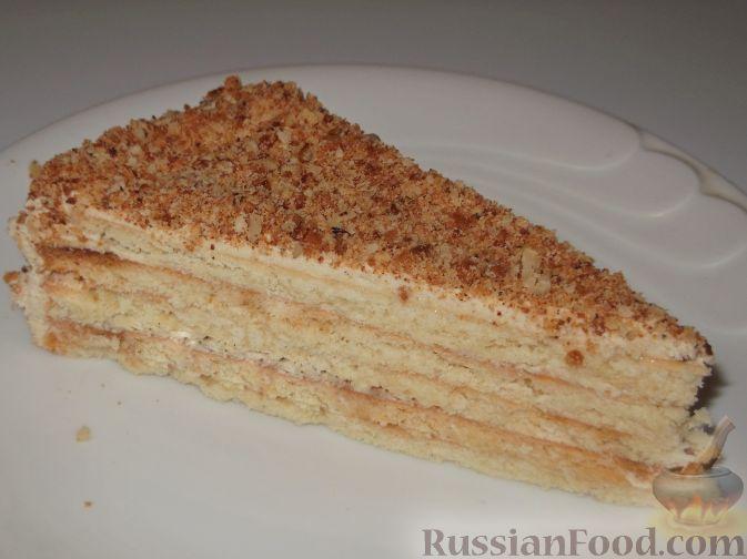 Песочные коржи для торта рецепт