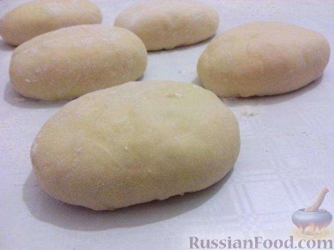 Пирожковое тесто на дрожжах