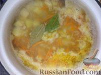 Фото приготовления рецепта: Суп картофельный с клецками - шаг №8