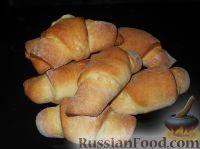 Испечь рогалики в духовке