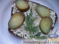 Фото к рецепту: Бутерброд «Камчатка»