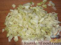 Фото приготовления рецепта: Фаршированные кальмары - шаг №3