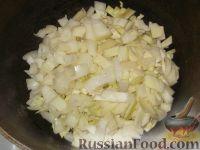 Фото приготовления рецепта: Фаршированные кальмары - шаг №4