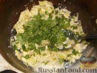 Фото приготовления рецепта: Фаршированные кальмары - шаг №7