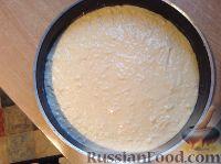 """Фото приготовления рецепта: Творожная запеканка """"Неженка"""" - шаг №5"""
