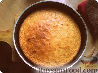 """Фото приготовления рецепта: Творожная запеканка """"Неженка"""" - шаг №6"""