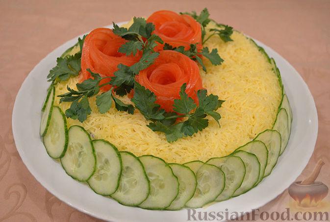 салат ночь рецепт