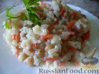 Фото к рецепту: Бухарский плов с изюмом