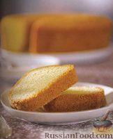 Фото к рецепту: Классический кекс